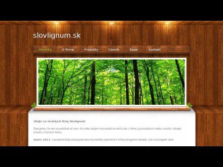www.slovlignum.sk