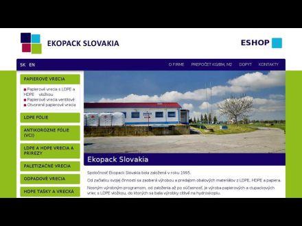 www.ekopack-slovakia.sk