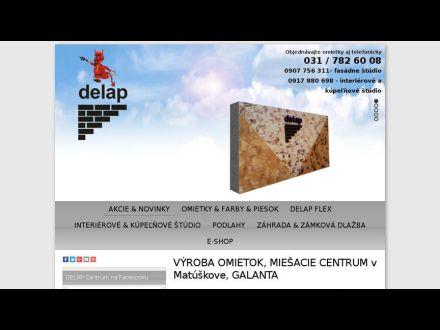 www.delap.sk