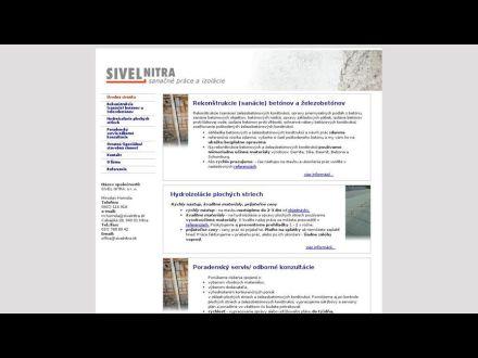 www.sivelnitra.sk