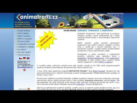 www.animatrans.cz
