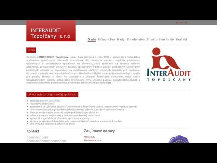 www.interaudit-top.sk