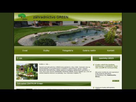 www.zahradnictvogreen.eu