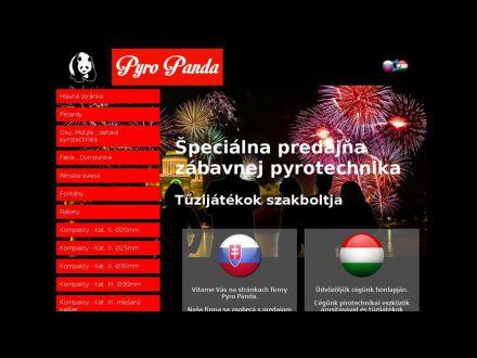 www.pyropanda.sk