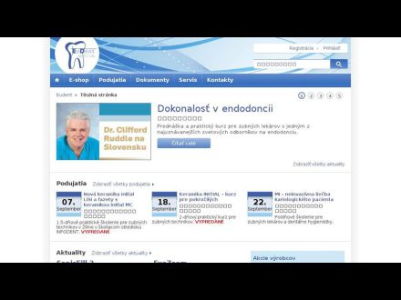 www.eudent.sk