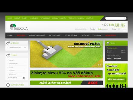 www.sedova.cz