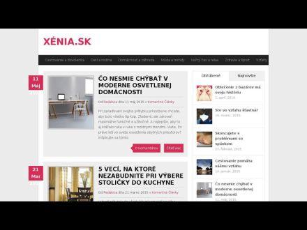 www.xenia.sk