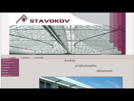www.stavokov.sk