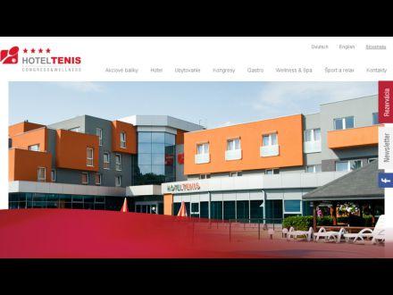 www.hoteltenis.sk/sk