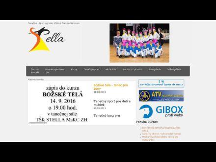 www.stelladance.sk