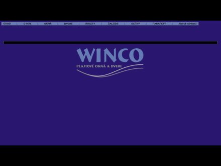 www.winco.sk