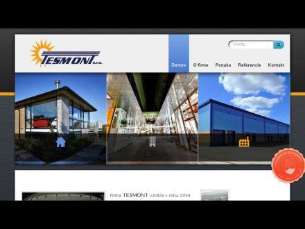 www.tesmont.sk