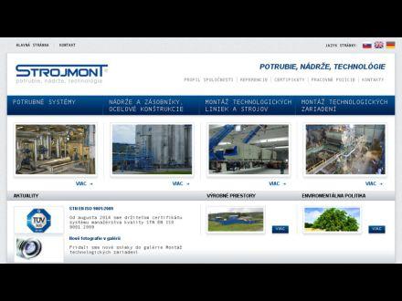 www.strojmont.sk