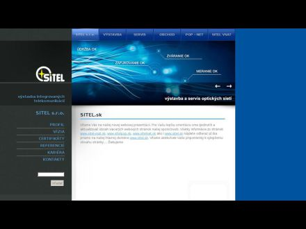 www.sitel.sk