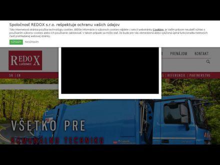 www.redox.sk