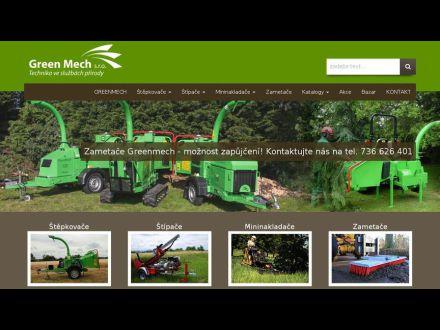 www.greenmech.cz