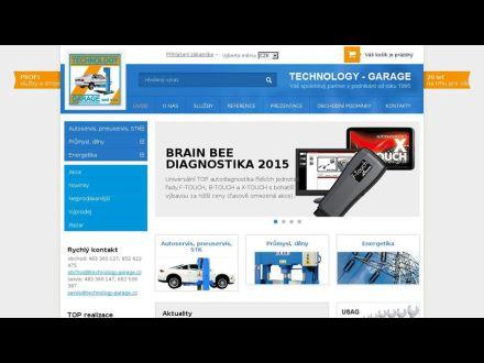 www.technology-garage.cz