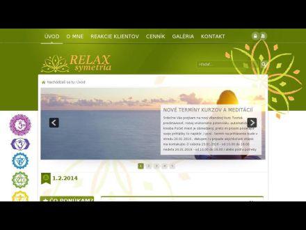 www.relax.symetria.sk