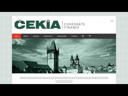 www.cekia.cz
