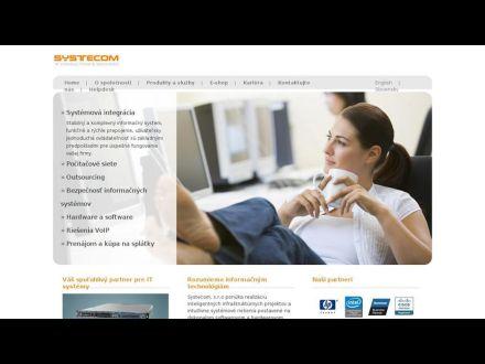 www.systecom.sk