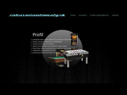 www.zabavneautomaty.sk