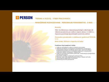 www.person.sk