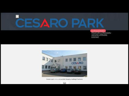 www.cesaro.cz