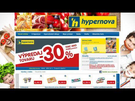 www.hypernova.sk