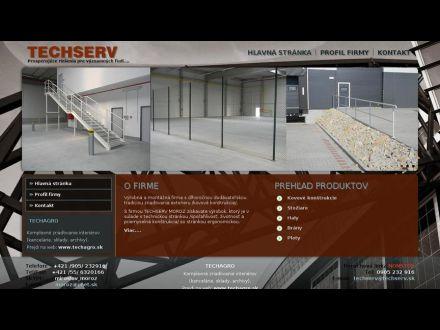 www.techserv.sk