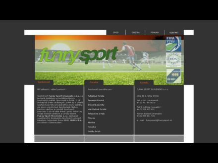 www.funnysport.sk