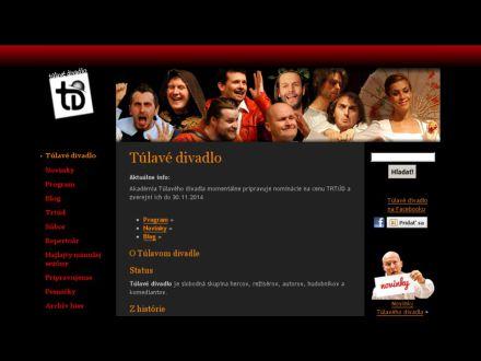 www.tulavedivadlo.sk