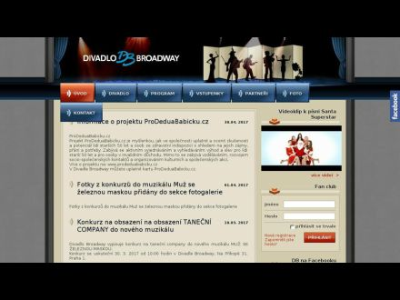www.divadlo-broadway.cz
