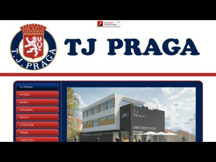 www.tjpraga.cz