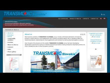 www.transmedic.sk