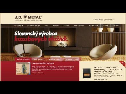 www.jdmetal.sk