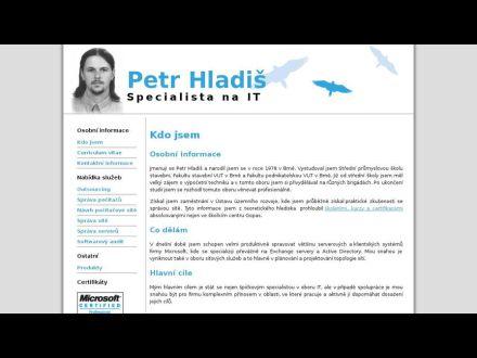 www.petr-hladis.cz