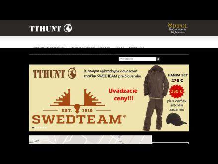 www.tthunt.sk