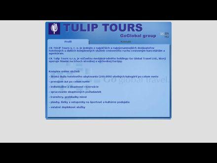 www.tuliptours.sk