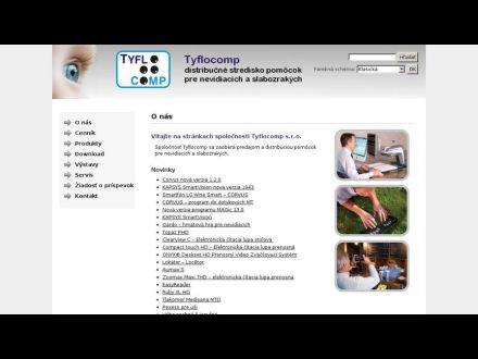 www.tyflocomp.sk