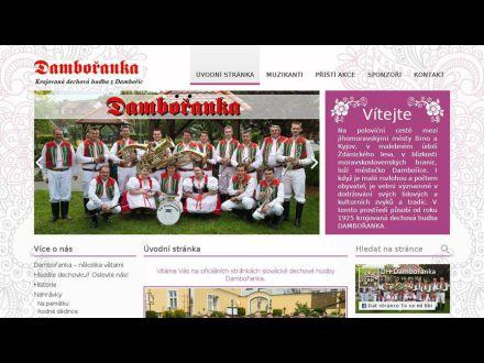 www.damboranka.cz