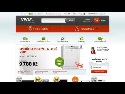 www.vede.cz