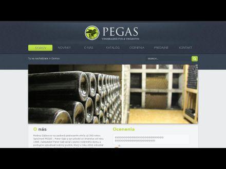 www.vinopegas.sk