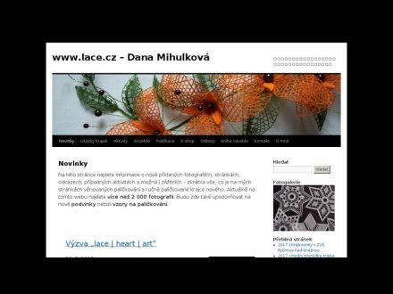 www.lace.cz