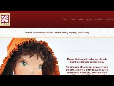 www.viola.sk