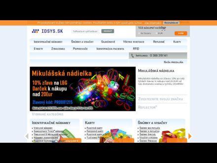 www.idsys.sk