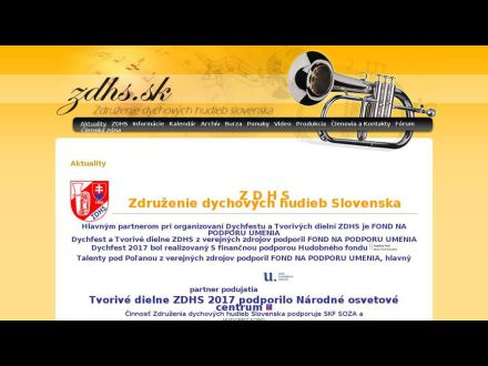 www.zdhs.sk