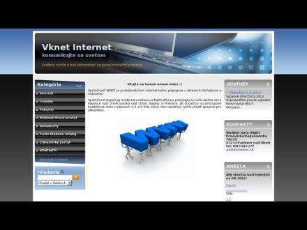 www.vknet.sk