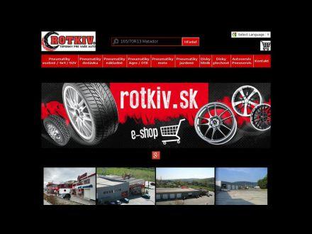 www.rotkiv.sk