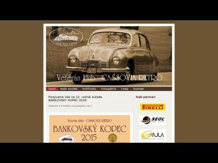 www.cassovia-retro.sk
