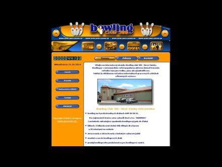 www.bowlingclub300.sk